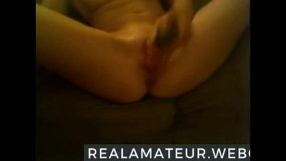 Hot Teen Dildo Ride Wet Pussy - More at www.realamateur.webcam (new)